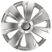 Capace roti auto Energy RC 4buc - Argintiu - 15''
