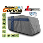 Mobile Garage full car cover size - L - 495 Caravan