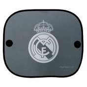 Parasolare laterale cu ventuze Real Madrid 2buc. - 36x44cm