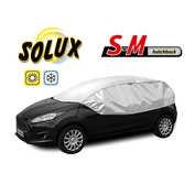 Prelata auto protectie soare si inghet Solux - SM - Hatchback
