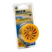 Odorizant auto Ibiza scents - Blister - Lemon