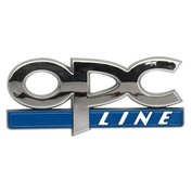 Autocolant 3D crom OPC Line