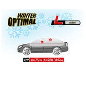 Prelata auto protectie inghet Winter Optimal - L - Sedan